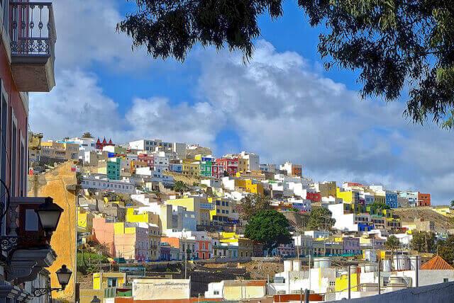 Trabajo para cuidar personas mayores en Las Palmas